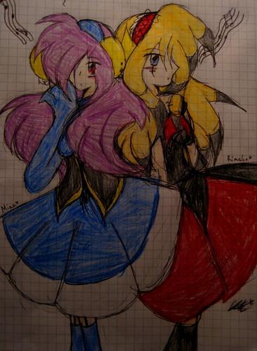 .:Gift:. Rimako and Mina