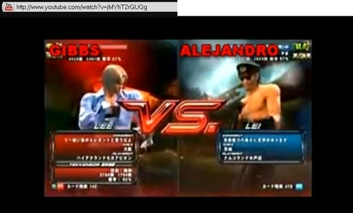(((NCIS - TEKKEN))) GIBBS VS ALEJANDRO FIGHT!!!!