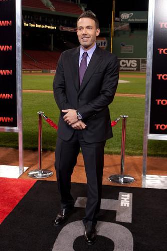 """""""The Town"""" - Boston Premiere - Ben Affleck"""