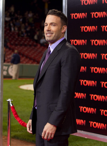"""The Town"" - Boston Premiere - Ben Affleck"