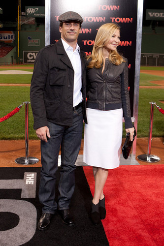 """The Town"" - Boston Premiere - Jon Hamm"