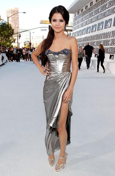 2010 MTV Video muziki Awards - Arrivals