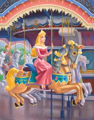 A Royal Carousel: Aurora