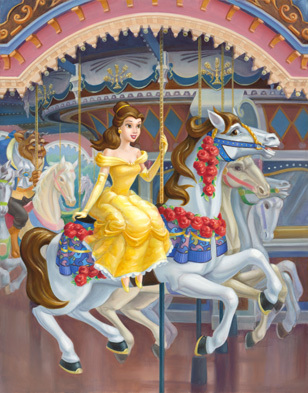 A Royal Carousel: Belle