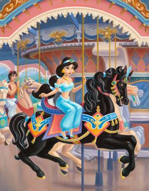 A Royal Carousel: Jasmine
