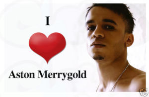 ASTON MERRYGOLD IS THE FITTEST BLOKE EVER