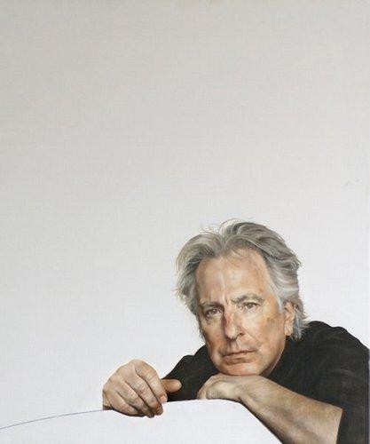 Alan painted por Raoul Martinez 2009