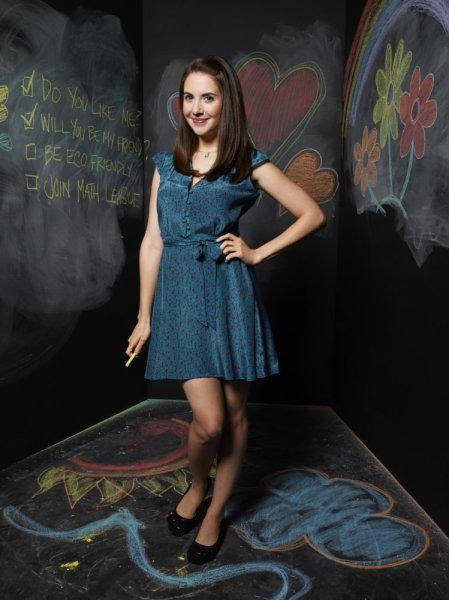 Alison Brie as Annie
