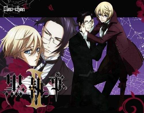 Alois y Claude..kuro 2