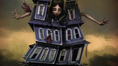American McGee's Alice 2 concept art