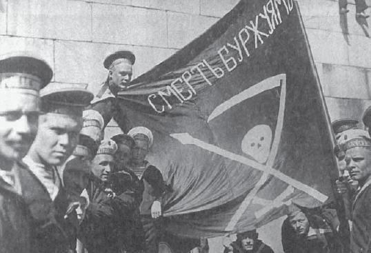 the background of the russian revolution of 1917 Russian revolution - background russia was ruled by an autocracy up until 1905 the tsar of russia had supreme control.