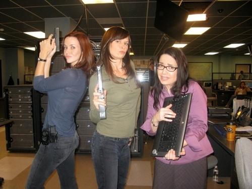 Annie, Mary Lynn, & Janeane