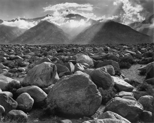 Ansel Adams photographie