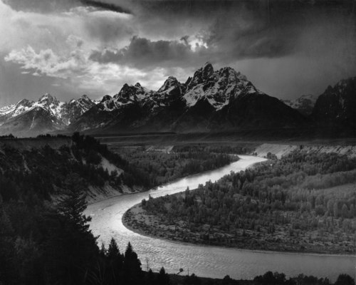 Ansel Adams 摄影