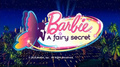 Barbie A Fairy secret logo - barbie-movies photo