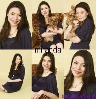 Beautiful Miranda