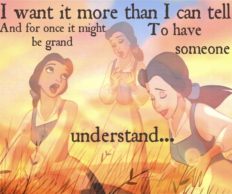 Disney princess quotes
