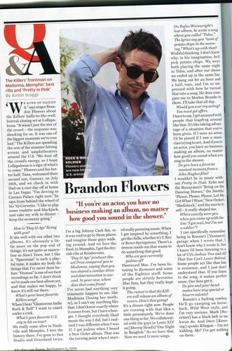 Brandon interview