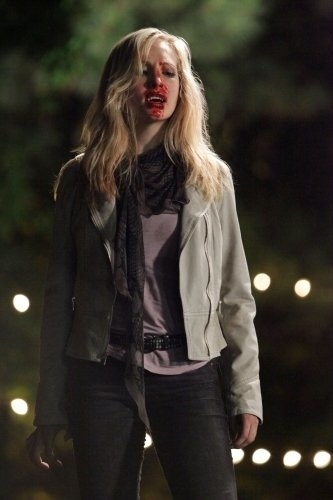 Caroline Forbes - Brave New World [2x02]