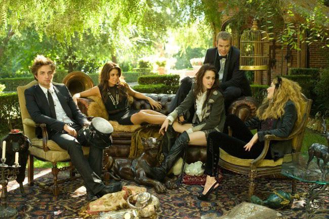 Cast Twilight Saga - Recordando..