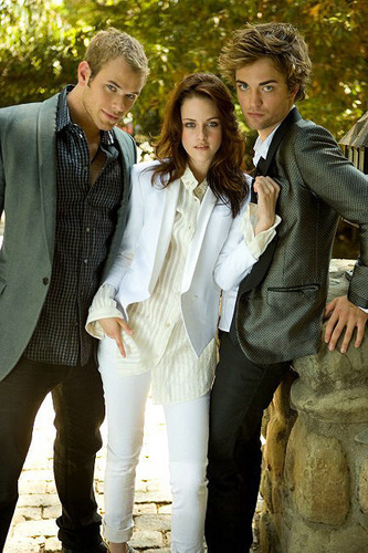 Cast Twilight Saga - Recordando..