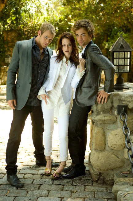 Cast Twilight Saga - Recordando...