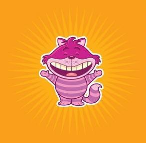 Cheshire Chibi - the-cheshire-cat Fan Art