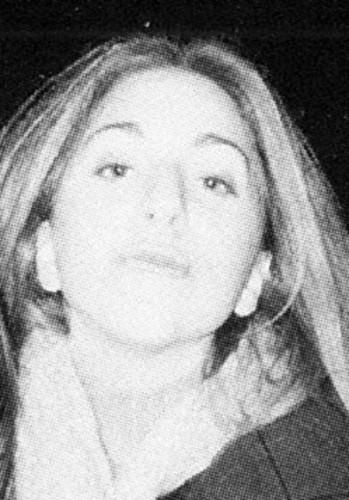Childhood foto's of Lady Gaga