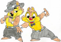 Chip and Dale the chippendales? XD