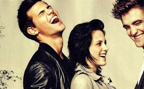 Close up - Cast Twilight Saga