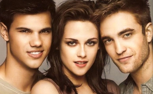 série crepúsculo wallpaper with a portrait titled Close up - Cast Twilight Saga