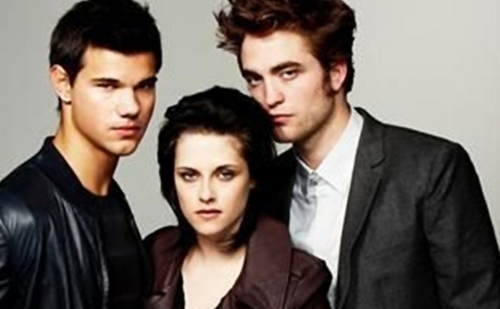 Close up - Cast Twilight Saga