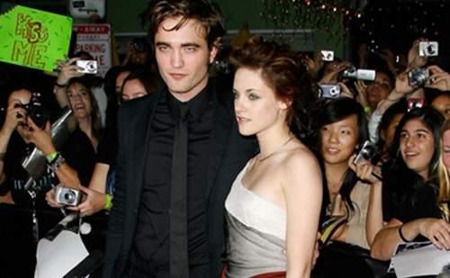 Close up - Robsten Forever