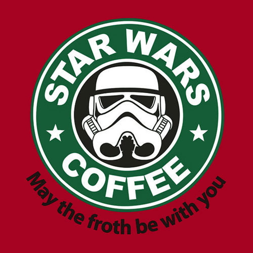 Star Wars wallpaper entitled Coffee