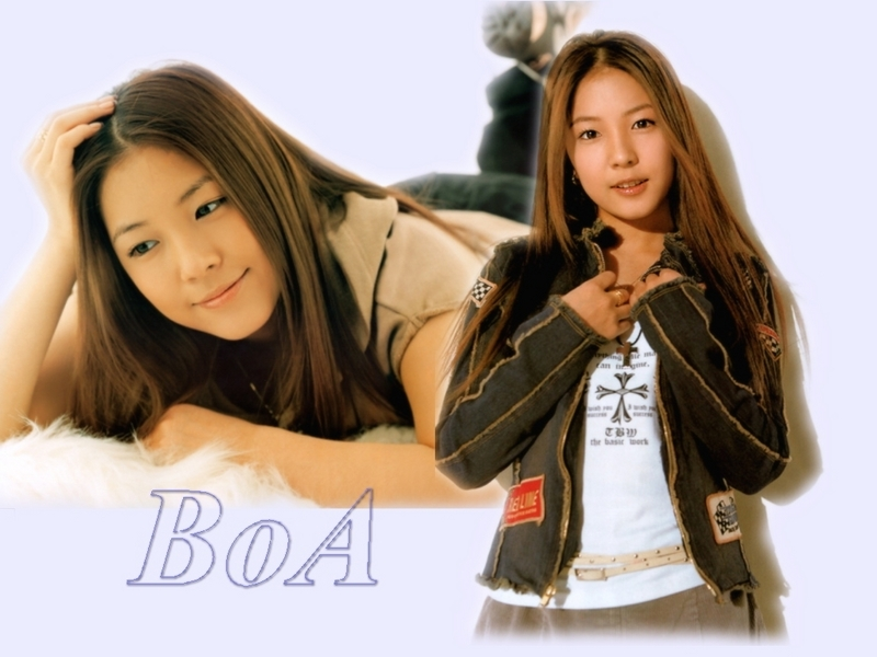 boa wallpaper. Cute BoA - BoA Wallpaper