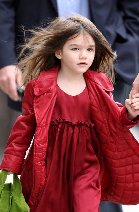 Cutie Wind Suri - Suri Cruise Photo (15698178) - Fanpop