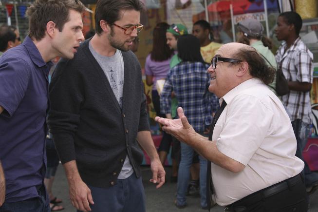 Dennis, Frank & Mac