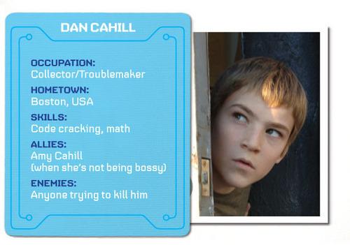 Dan Cahill