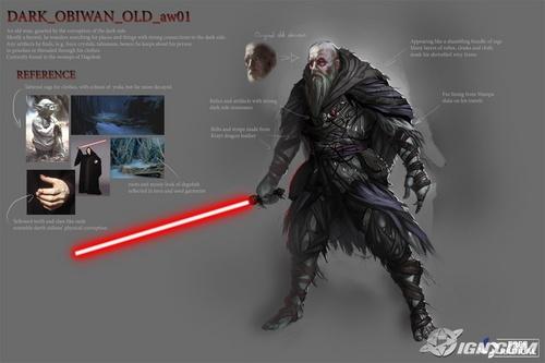 Dark Obi-Wan