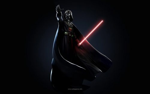 スター・ウォーズ 壁紙 probably containing a sign called Darth Vader