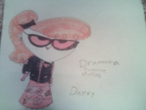 Dex3fan দেওয়ালপত্র called Darxy!