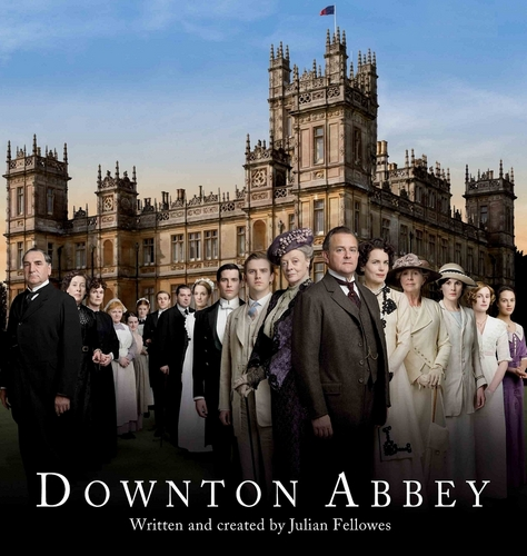 Period Films wallpaper entitled Downton Abbey