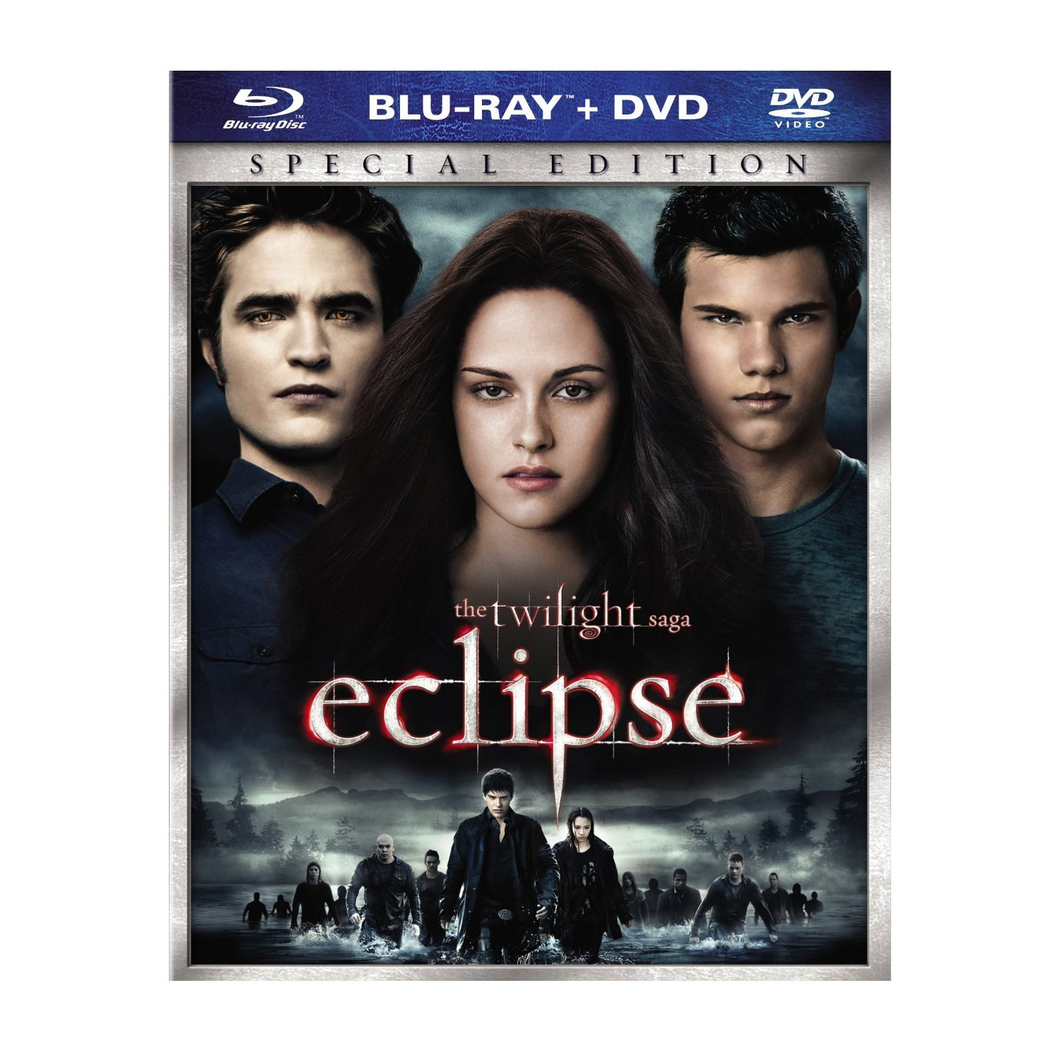 Eclipse Blu-ray cover