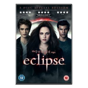 Eclipse DVD UK cover