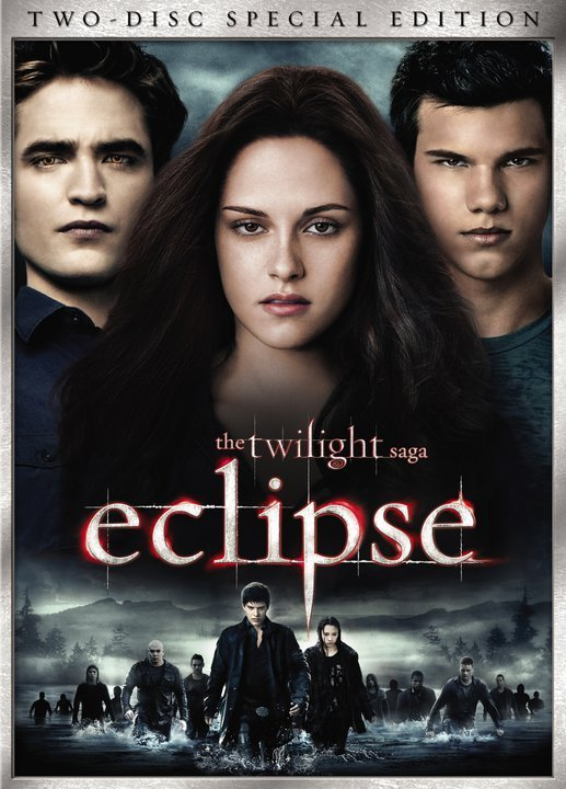 Eclipse DVD cover