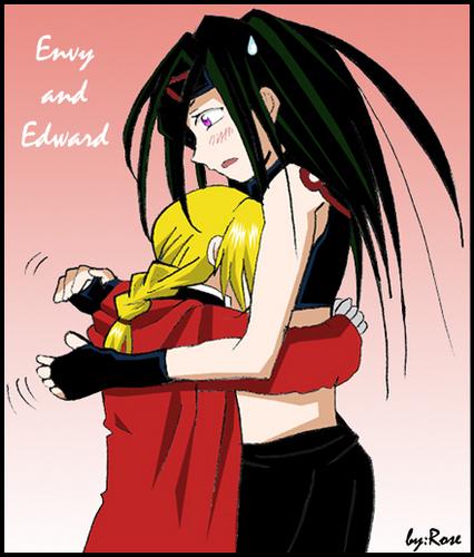 Envy X Edward