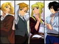 FMA 2  - full-metal-alchemist photo