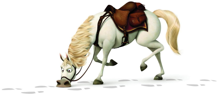 Flynn's horse :)