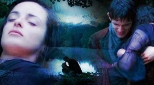 Merlin And Freya images FreMer wallpaper and background photos