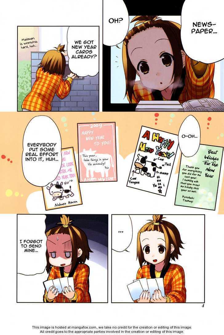 Funny Ritsu's scene!